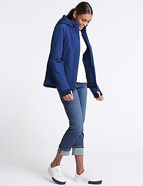 Padded Jacket with Stormwear™, MEDIUM INDIGO, catlanding
