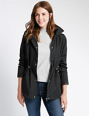 Storm Flap Anorak with Stormwear technology