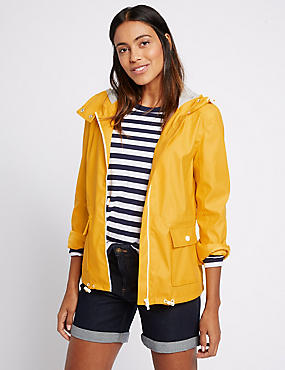 Twin Pocket Zipped Anorak