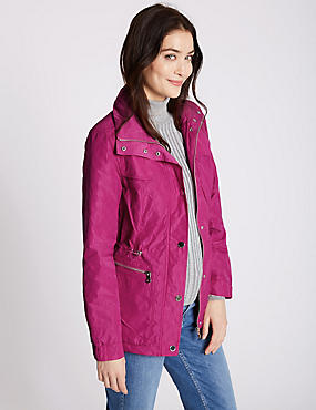 Pink Jackets & Coats | Pale, Light & Blush Ladies Jacket | M&S