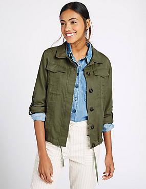 2 Pocket Field Jacket