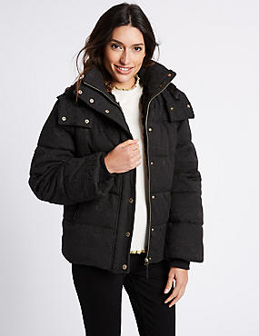 Padded & Quilted Jacket with Stormwear™