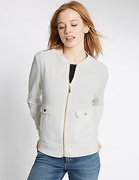 Ladies Petite Coats &amp Jackets   Petite Blazers &amp Parkas   M&ampS