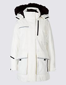 Padded Coat with Stormwear™