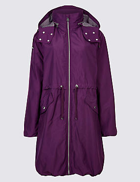 Lightweight Parka with Stormwear™, RICH PURPLE, catlanding