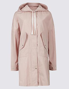 Lightweight Parka with Stormwear™, LIGHT PINK, catlanding
