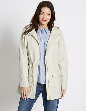 Twin Pocket Anorak Jacket