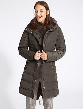 Padded Jacket with Stormwear™