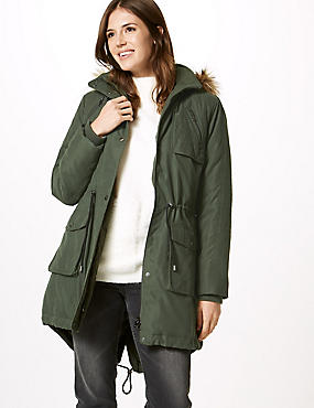 Padded Parka with Stormwear™