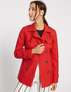 Red Mac And Trench Coats & Jackets | M&S