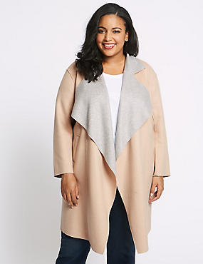 CURVE Waterfall Coat