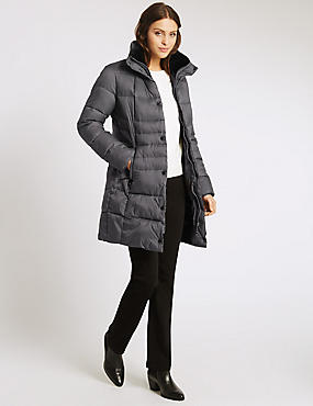 Padded & Quilted Coat with Stormwear™