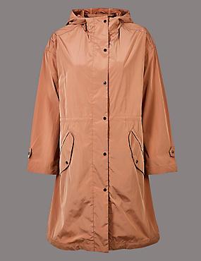 Lightweight Parka with Stormwear™, SOFT BRONZE, catlanding