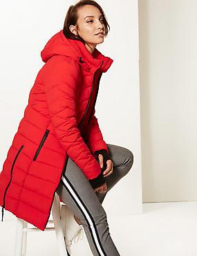 Padded Jacket with Stormwear™, CHILLI, catlanding