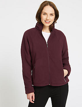 Bonded Fleece 2 Pocket Jacket