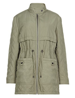 Soft Parka with Stormwear™ Clothing