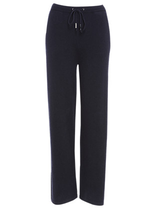 Pure Cashmere Straight Leg Joggers Clothing