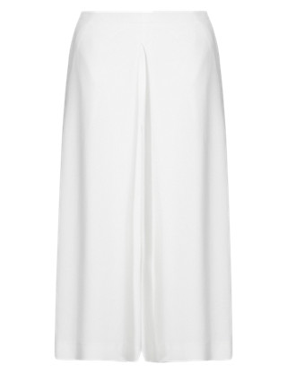 Luxury Front Pleated Culottes Clothing
