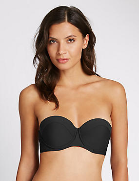 Underwired Multiway Bikini Top B-E