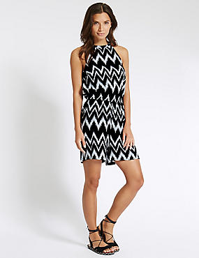 Chevron Playsuit