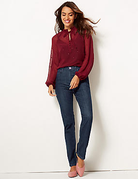 Sculpt & Lift Slim Leg Jeans