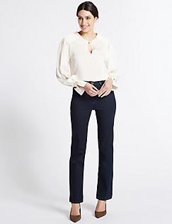 Best Store To Get Online Sculpt & Lift Slim Leg Jeans indigo Marks and Spencer Clearance Popular Manchester Sale Online PKkkw