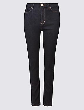 Sculpt & Lift Roma Rise Slim Leg Jeans, INDIGO, catlanding