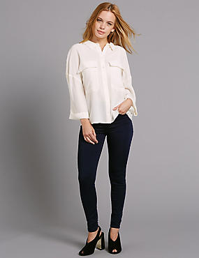 PETITE Modal Blend Super Skinny Jeggings
