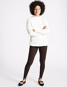 Cotton Rich Core Leggings