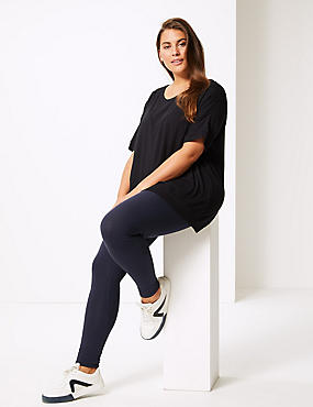 CURVE Cotton Rich Curve Leggings
