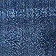 Mid Rise Relaxed Slim Leg Ankle Grazer Jeans, MED BLUE DENIM, swatch