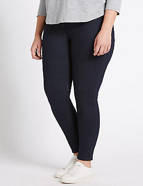 PLUS Cotton Rich Super Skinny Jeggings