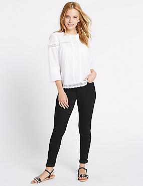 PETITE 5 Pocket Super Skinny Jeggings