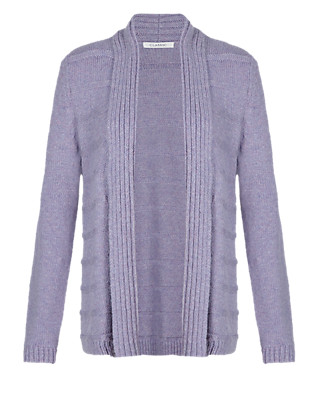 Open Front Cosy Cardigan Clothing