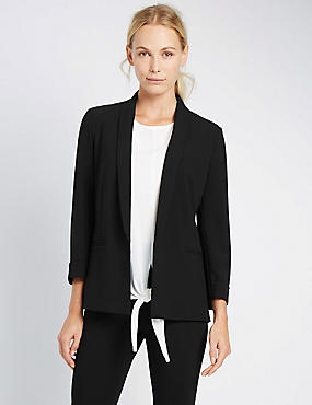 Tailored Fit Cuff Jacket