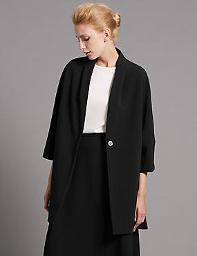 Tailored Fit Oversize Jacket