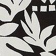Floral Print Ruched Blazer , BLACK MIX, swatch