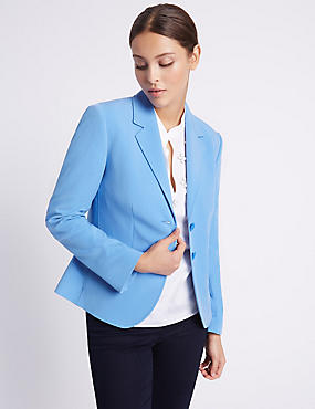 Patch Pocket 2 Button Blazer