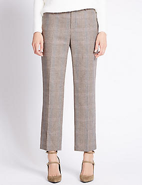 T Peg Slim Leg Trousers