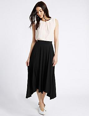 Ladies Skirts   M&S