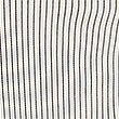 Cotton Blend Striped Straight Leg Trousers, WHITE MIX, swatch