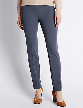 Standard Slim Leg Trousers
