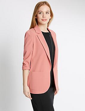 Ladies Petite Coats &amp Jackets | Petite Blazers &amp Parkas | M&ampS