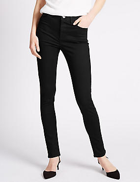 Roma Rise Stretch Jeggings