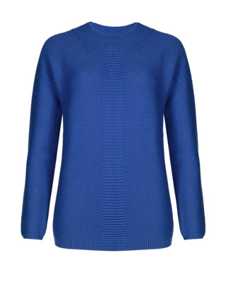 Pure Cashmere Reverse Knit Jumper Clothing