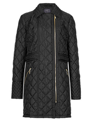 PLUS Quilted Coat with Stormwear™ Clothing