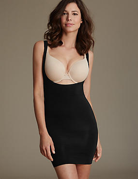 Firm Control Supersoft Santoni Seamfree Wear Your Own Bra Slip