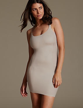 Light Control Sheer Panelled Slip with Secret Slimming™
