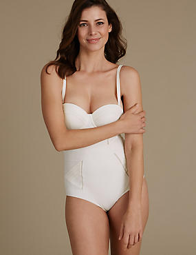 Firm Control Waist Effect Shaping Body