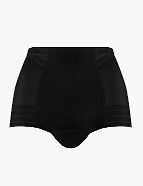 Firm Control Magicwear™ Geometric Low Leg Knickers